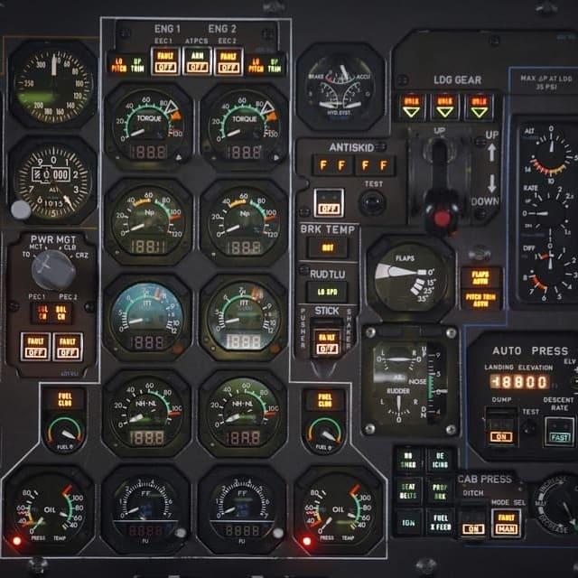 Cockpit Airbus A380 Certificat 022 instrumentation avion formation ATPL théorique avion Ecole approuvée EASA