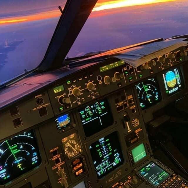 Radioguidage a bord du cockpit certificats pilote de ligne ATPL théorique avion 090 communications formation théorique à distance par Visio conférence zoom90 communications formation théorique à distance par Visio conférence zoom