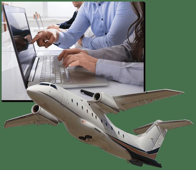 Cours apprentissage à distance pour suivre les formations ATPL théorique avion avec l'école ATPLSCHOOL