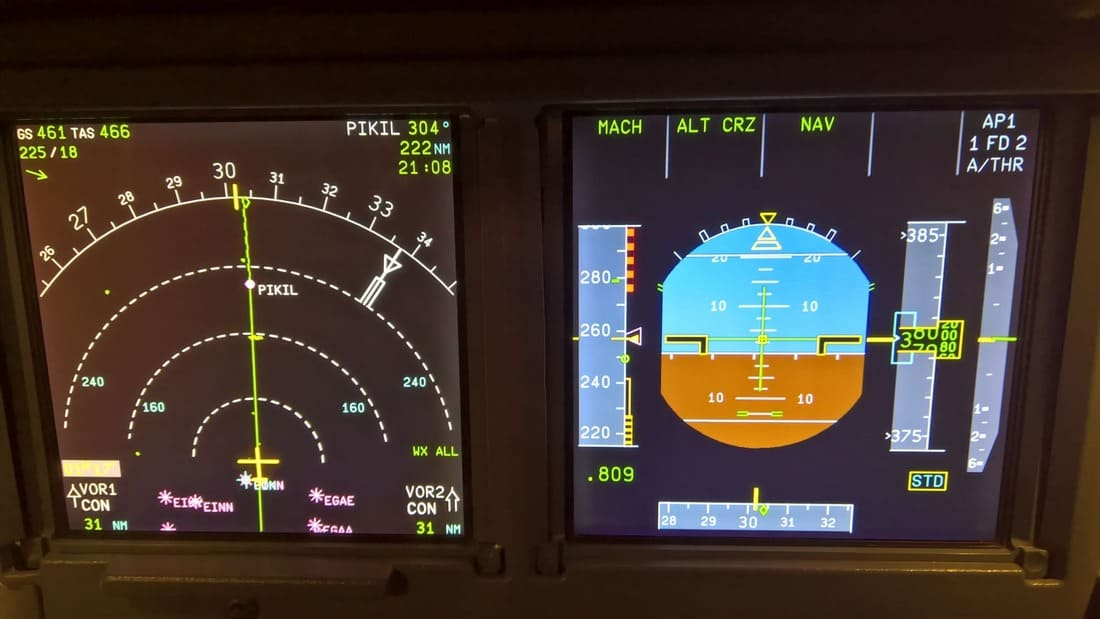 A330 Mach 0.80