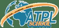 logo Ecole de pilotage professionnel atplschool formation pilote de ligne par des formations à distance Visio zoom
