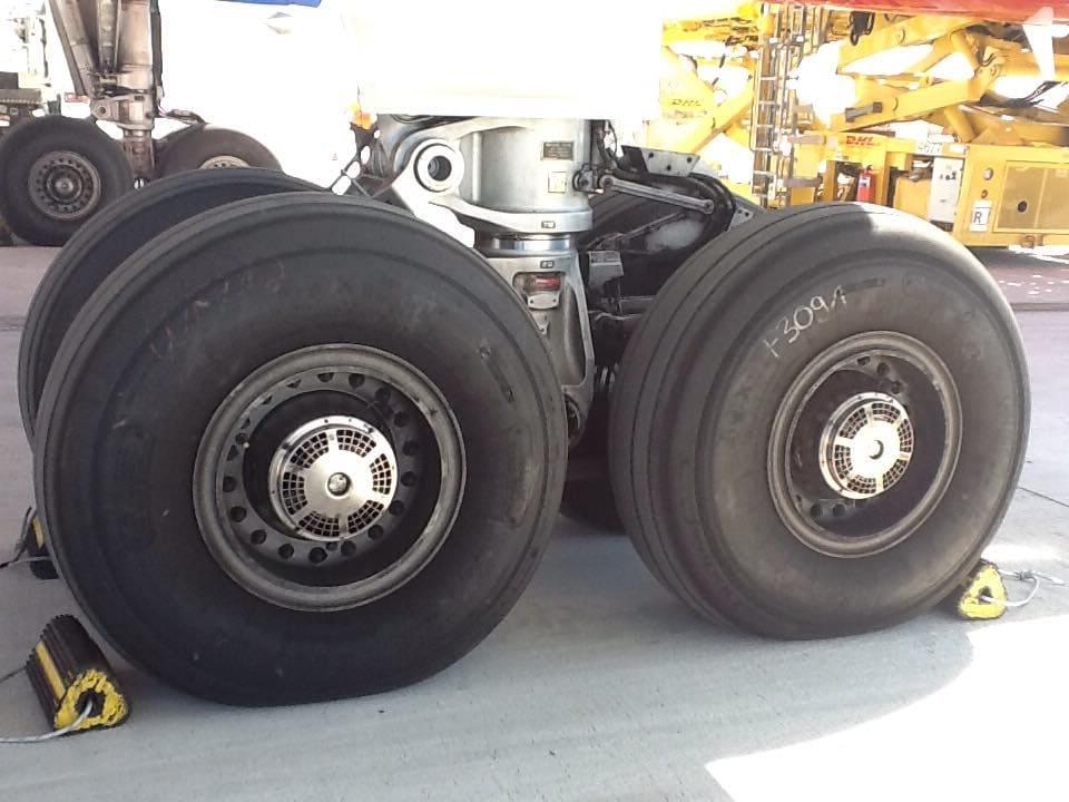 Brakes fans A310