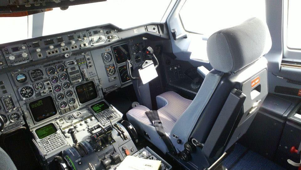 310 Flight Deck