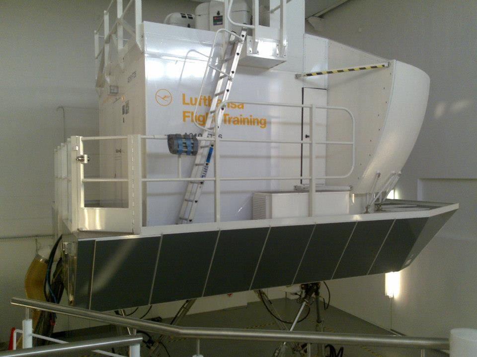 A330 Flight simulator