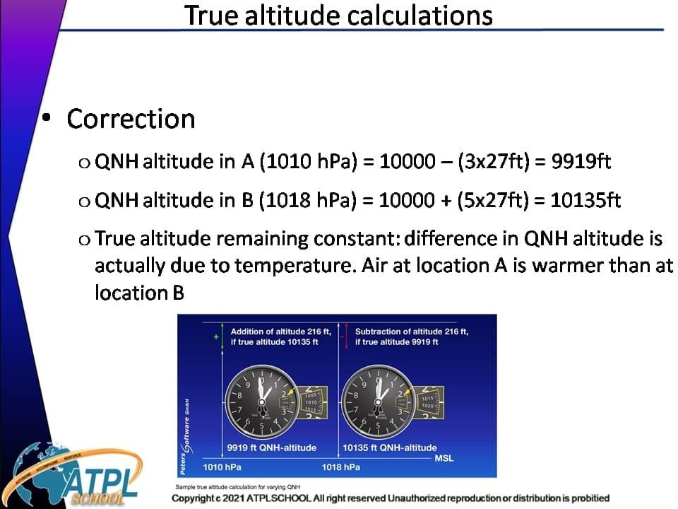 Certificats ATPL théorique avion 050 météorologie atplschool formation pilote de ligne a distance par Visio conférence zoom