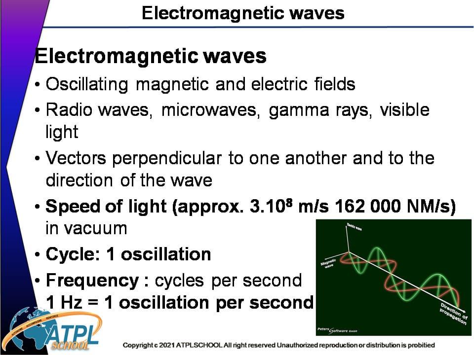 radionavigation formation pilote de ligne atplschool ATO cours ATPL théorique à distance reconnus DGAC