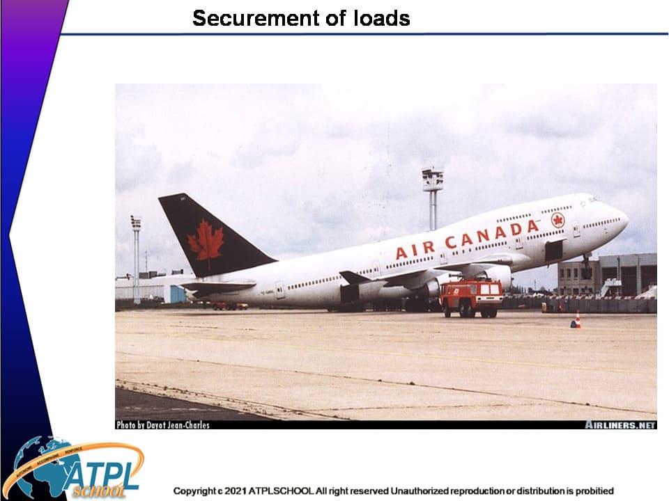 Reconversion métier pilote de ligne - Certificat ATPL théorique avion 031 masse et centrage formation pilote de ligne