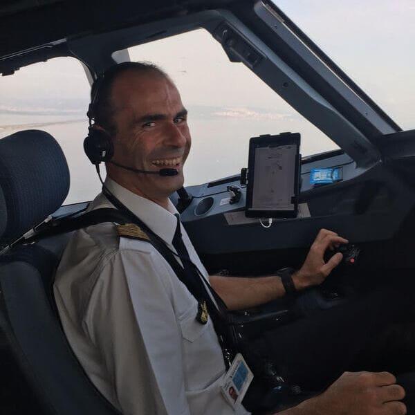 Frederic Taranne instructeur atplschool formation ATPL théorique avion pilote de ligne long courrier