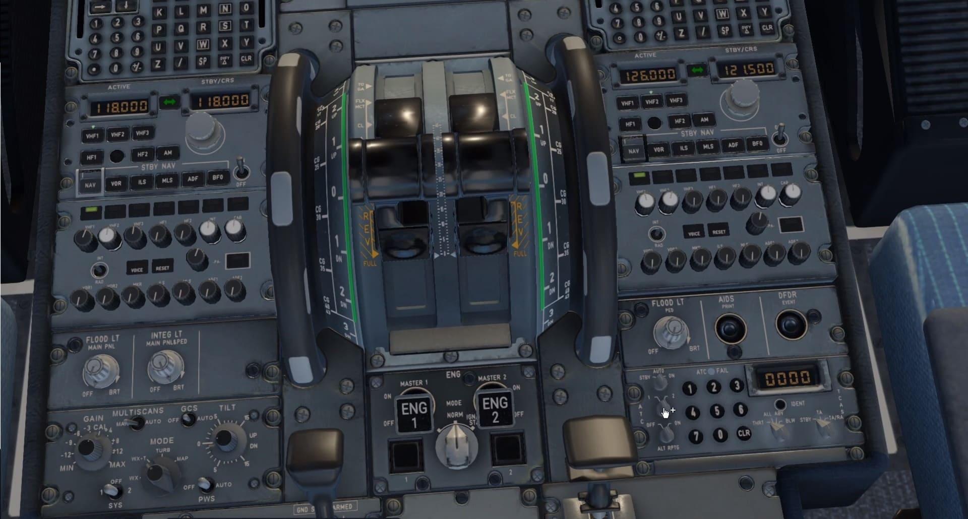 Formation certificat ATPL théorique avion cockpit appareillage automatique atterrissage école OTA agrée DGAC