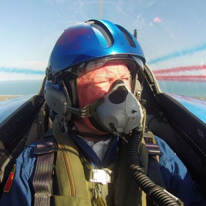 jean loup chrétien-pilote avion de chasse parrainage License pilote de ligne Atplschool Ecole de pilotage professionnel