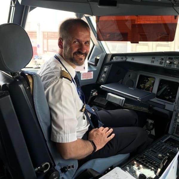 Loïc Philippot instructeur atplschool formation ATPL théorique avion expert pôle navigation