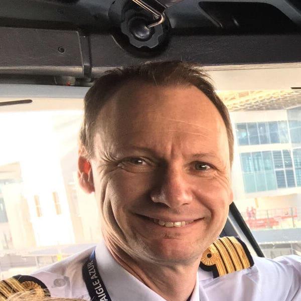 Sébastien ville instructeur formation ATPL théorique avion Ecole Atplschool approuvée EASA